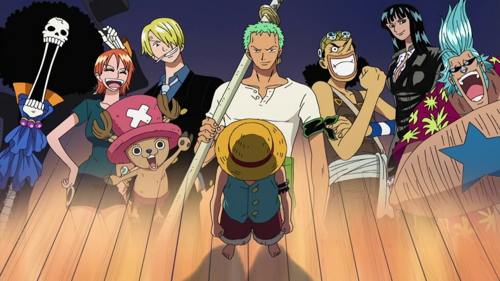 One Piece AL Arc 3