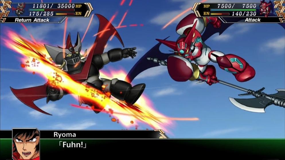 Super Robot Wars V 3