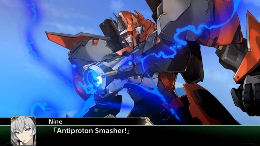 Super Robot Wars V 4
