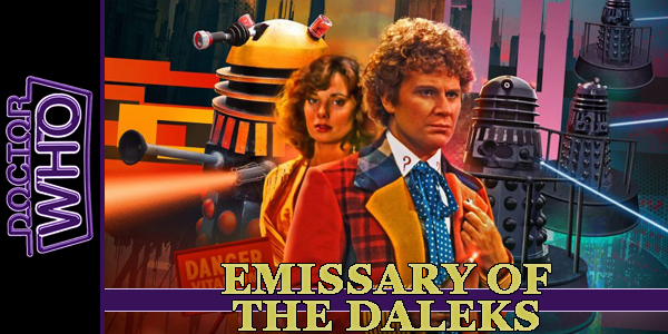 DW Emissary of the Daleks