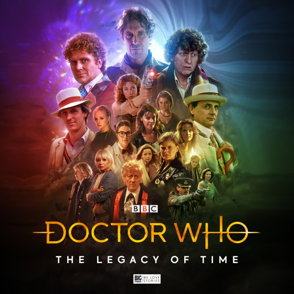 DW Legacy of Time Cover