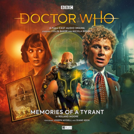 DW Memories of a Tyrant Cover