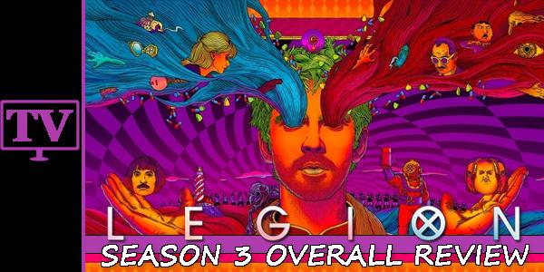Legion S3