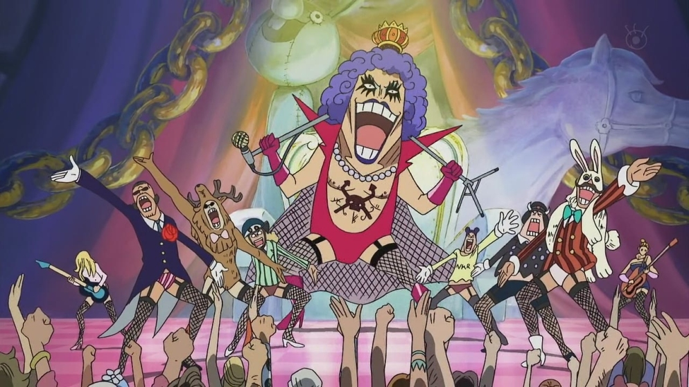 One Piece Impel Down 1