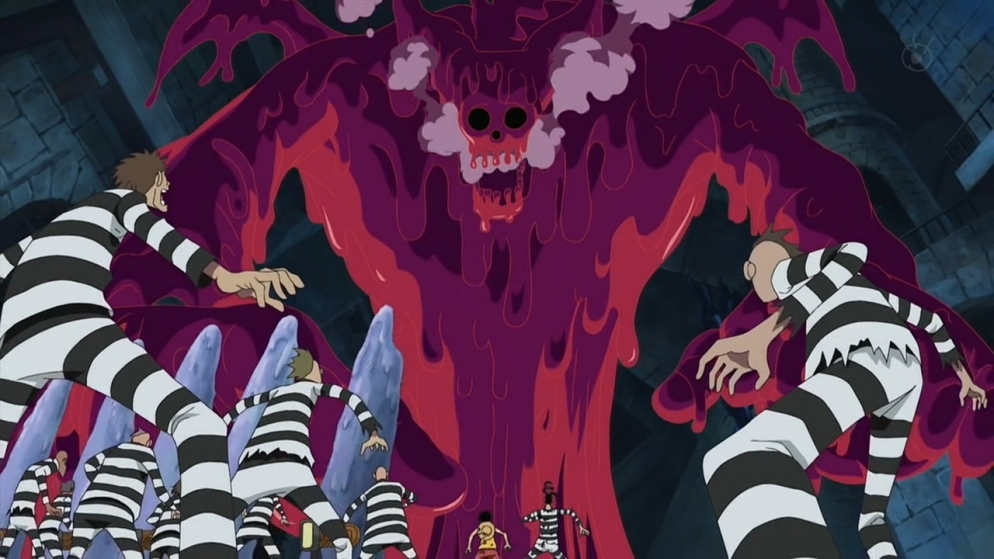 One Piece Impel Down 3