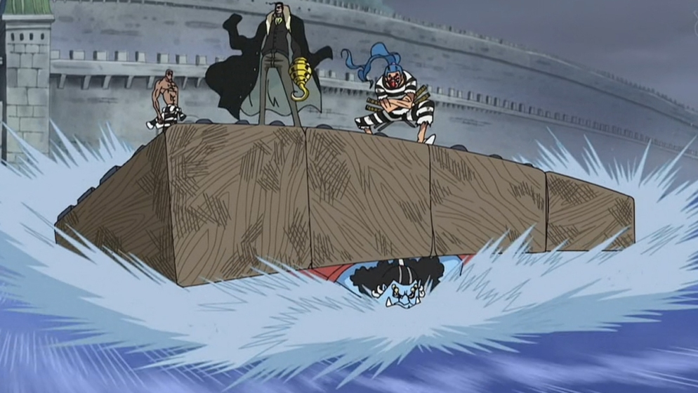 One Piece Impel Down 4