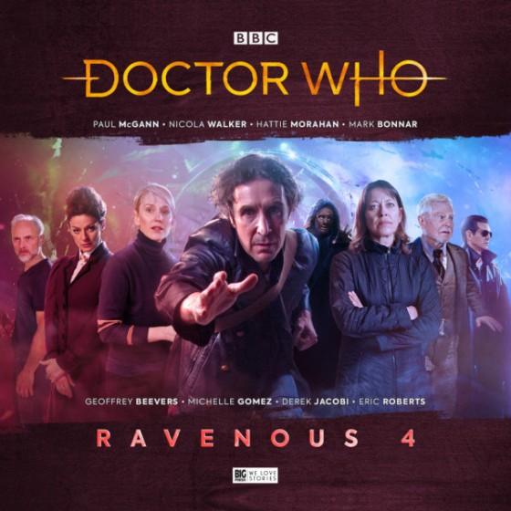 DW Ravenous 4 Cover