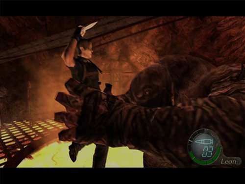 Resident Evil 4 6
