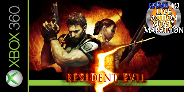 Resident Evil 5 Xbox 360 Review Hogan Reviews