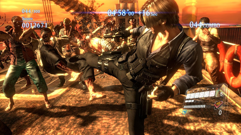 Resident Evil 6 5