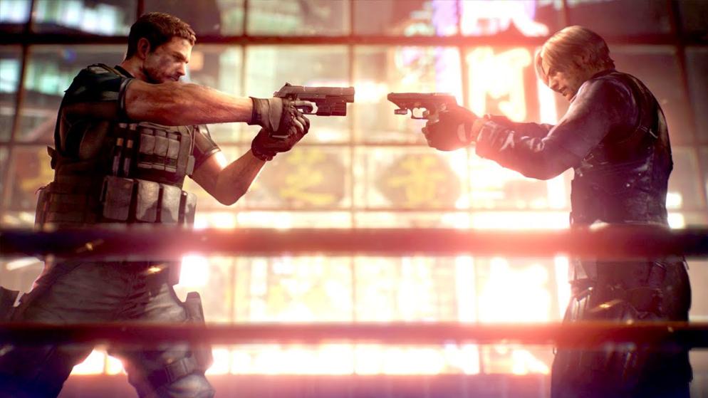 Resident Evil 6 8