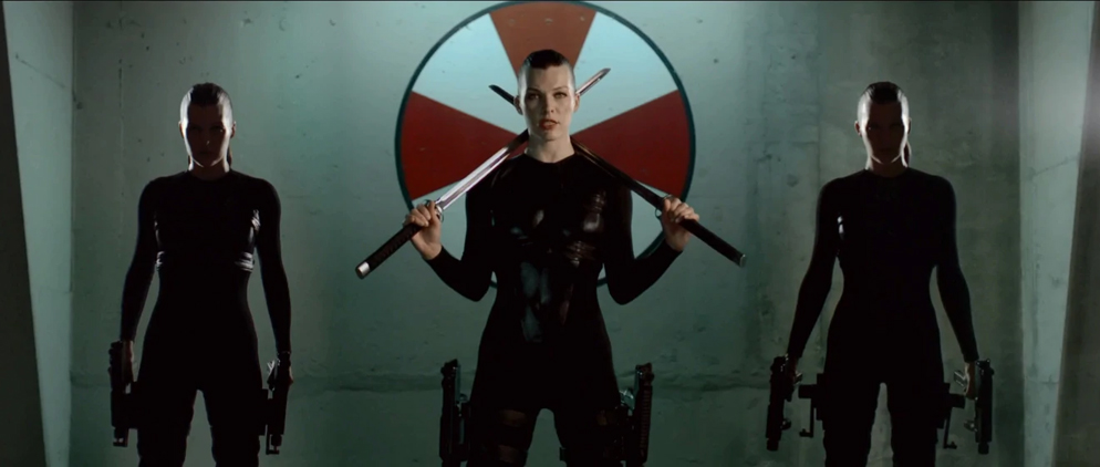 Resident Evil Afterlife 3