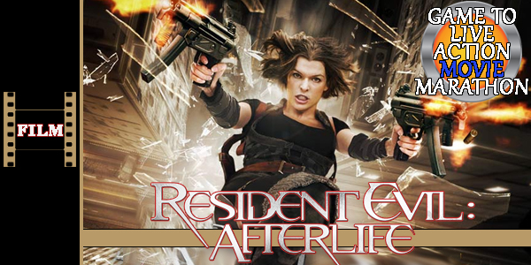 Resident Evil Afterlife Review Hogan Reviews