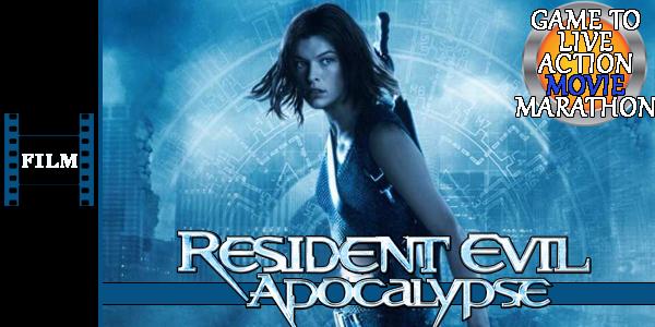 Resident Evil Apocalypse Review Hogan Reviews