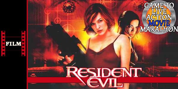 Resident Evil 2002 Film Review Hogan Reviews