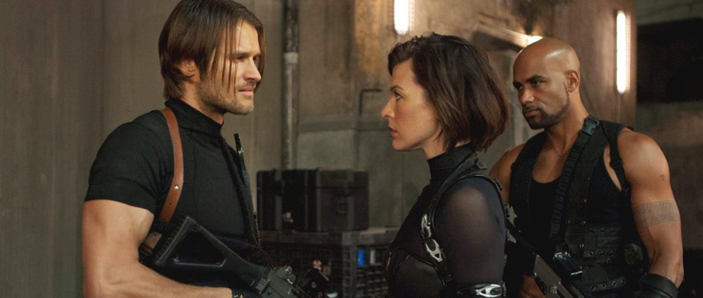 Resident Evil Retribution 1