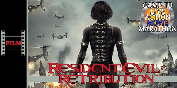 Resident Evil Retribution Review Hogan Reviews