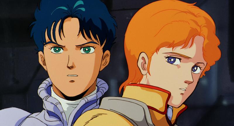 Gundam F91 4