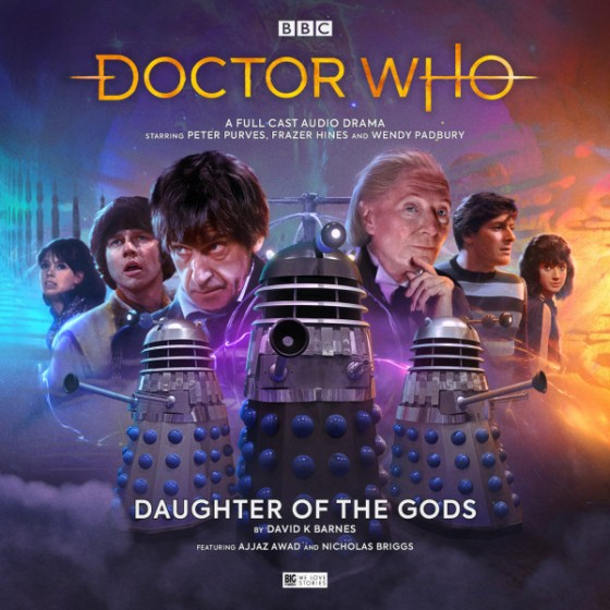 DW Daughter of the Gods Cover