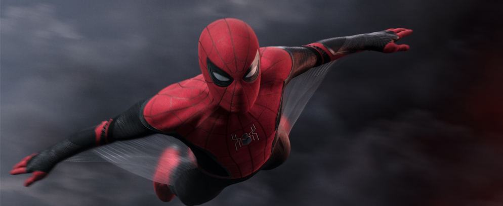Spiderman Far From Home 1