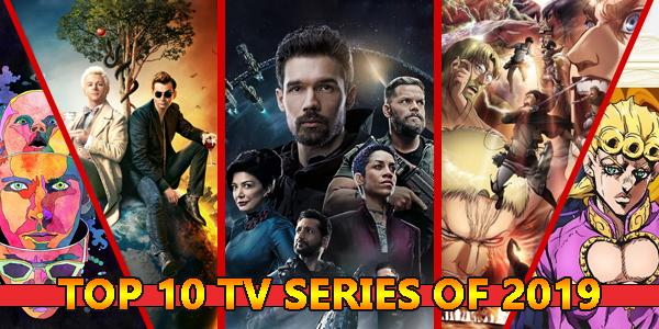 Top 10 TV 2019