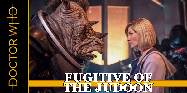DW Fugitive of the Judoon