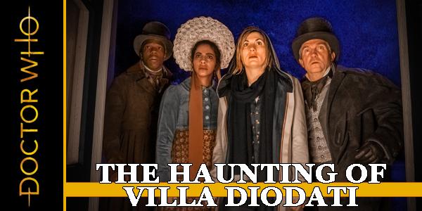 DW The Haunting of Villa Diodati