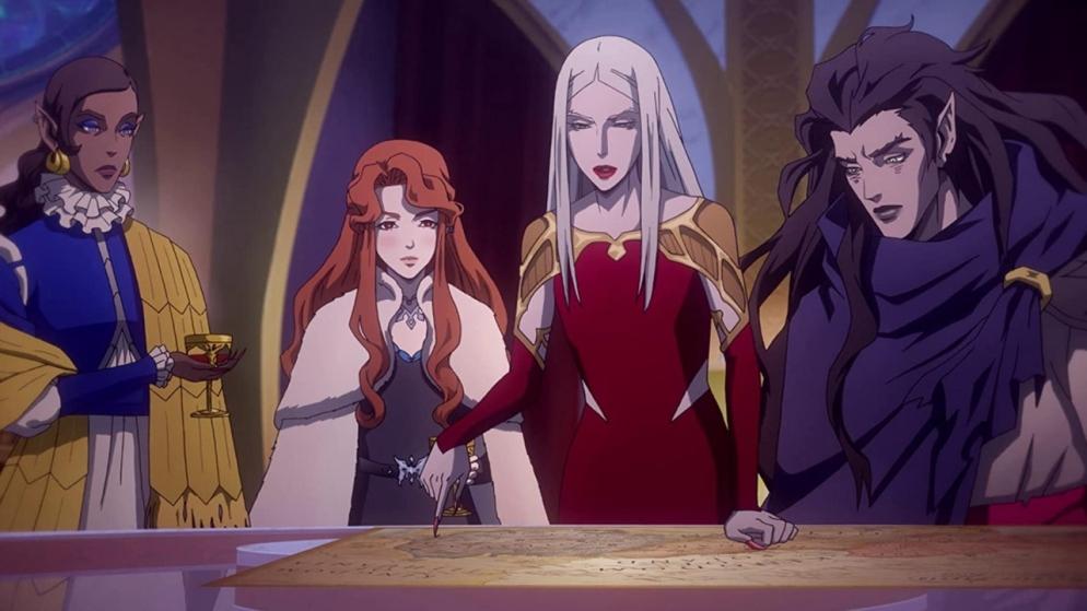 Castlevania Season 3 3