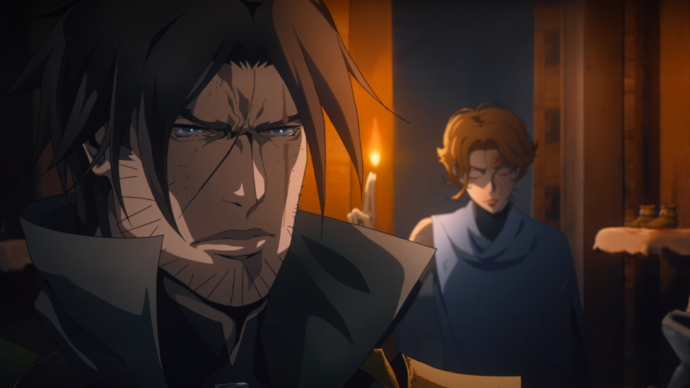 Castlevania Season 3 4