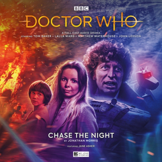 DW Chase The Night Cover