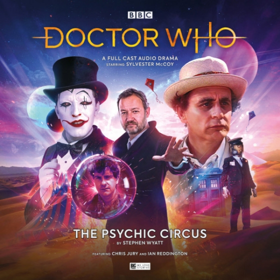 DW The Psychic Circus Cover