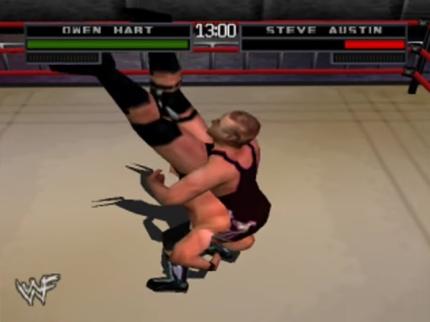 WWF Warzone 5