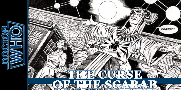 DW Curse of the Scarab