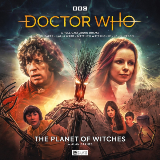 DW The Planet of Witches Cover