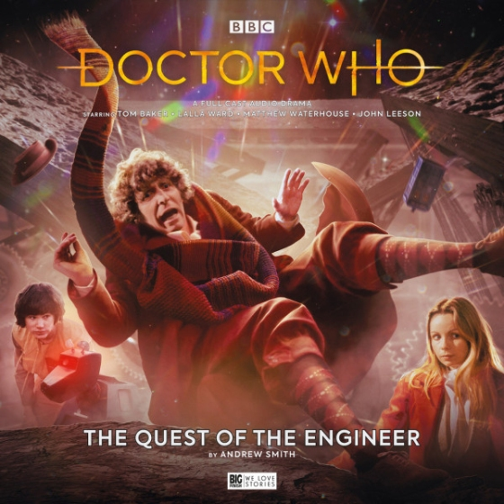 DW The Quest of the Engineer Cover