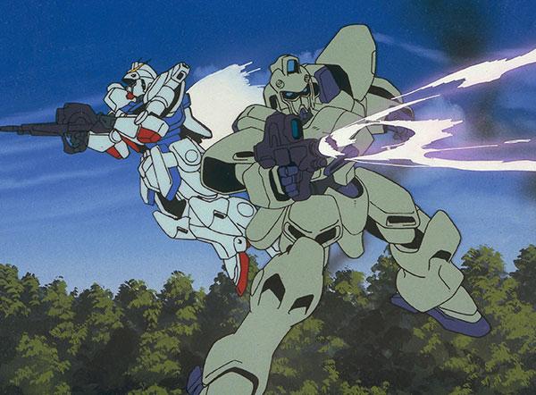 MS Victory Gundam P1 3