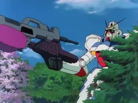 Victory Gundam Part 2 1