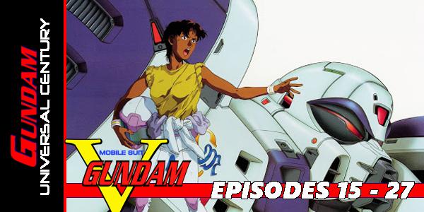 Victory Gundam Part 2