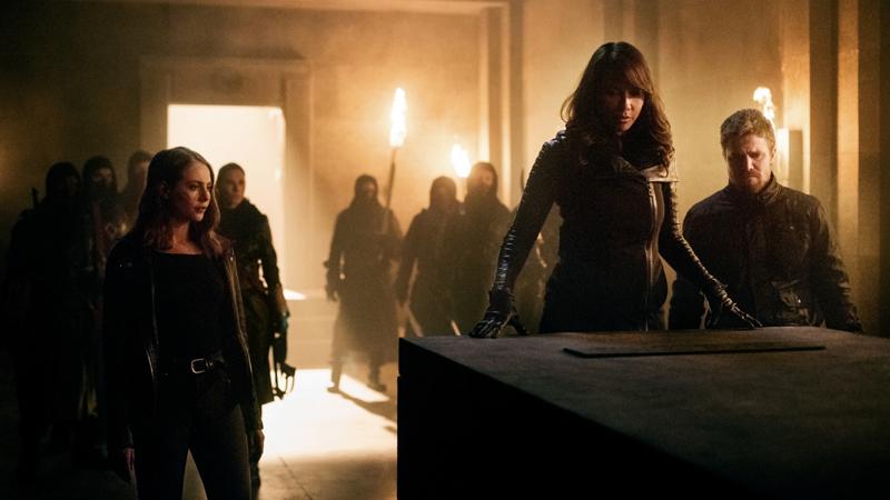 Arrow Season 8 2