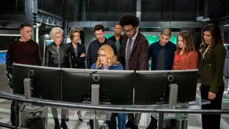 Arrow Season 8 4