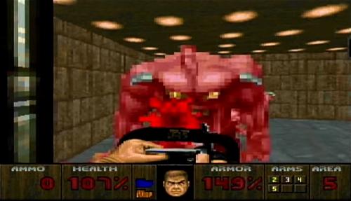 Doom Jaguar 3
