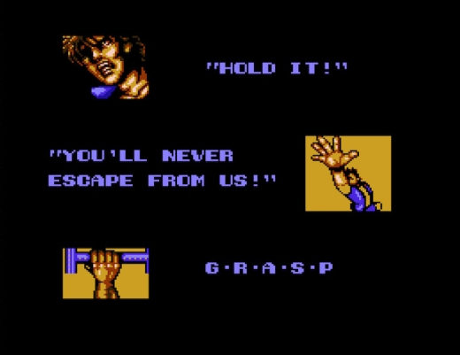 Double Dragon II 3