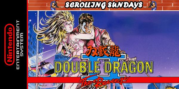Double Dragon Ii Nes Review Hogan Reviews