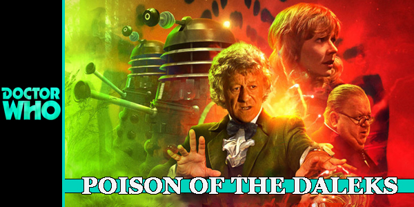 DW Poison of the Daleks