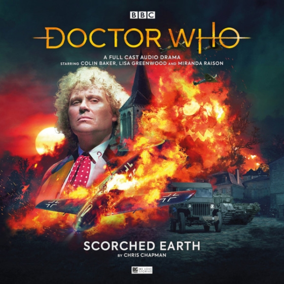 DW Scorched Earth Cover