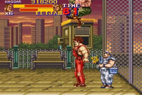 Final Fight 2 1