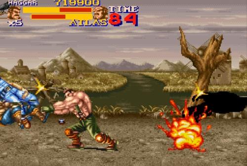 Final Fight 2 3