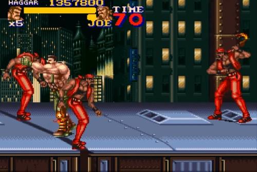 Final Fight 2 4