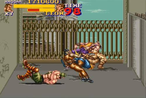 Final Fight 2 5