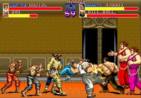 Final Fight 4